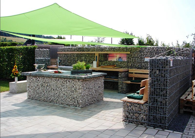 Awesome Outdoor Küche Mauern s House Design Ideas